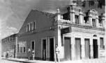 Centro da cidade no início do século 20