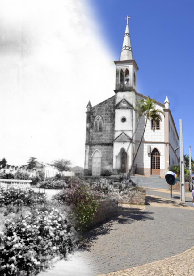 Catedral São João Batista: passado x presente