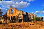 Ruínas do antigo matadouro
