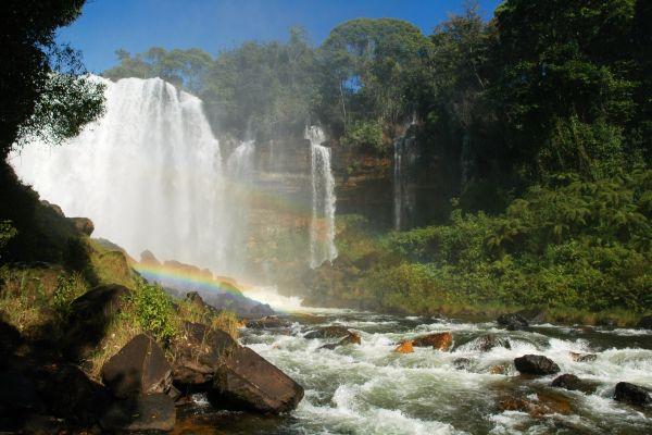 Cachoeira do Acaba Vida